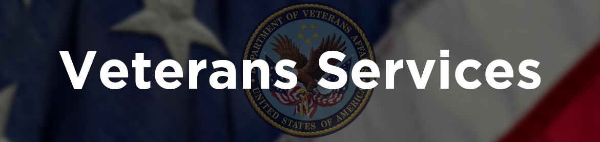 Veterans Services Page Banner