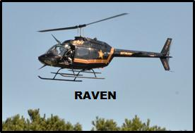 A Raven Helicopter