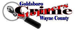 The Goldsboro & Wayne County Crime Stoppers Logo