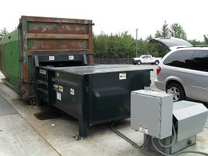 Compactor for Trash Disposal