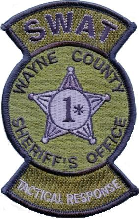 The Wayne County SWAT Team&#39s Patch